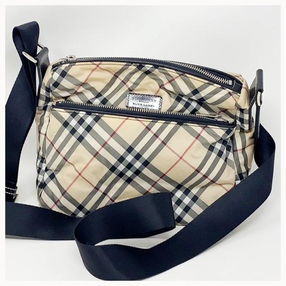b4fcb1822a35 Burberry Handbags - Authentic Burberry Crossbody Bag